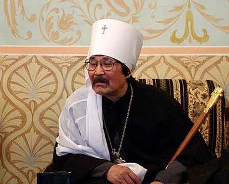 metropolitan of japan daniel �divine love must reign in