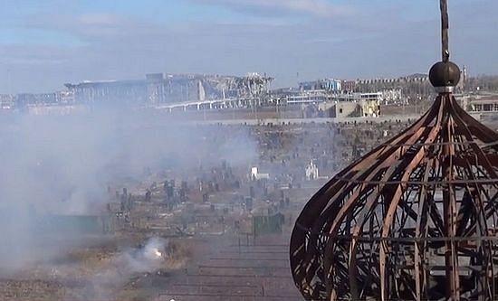 Свято-Иверский монастырь в Донецке