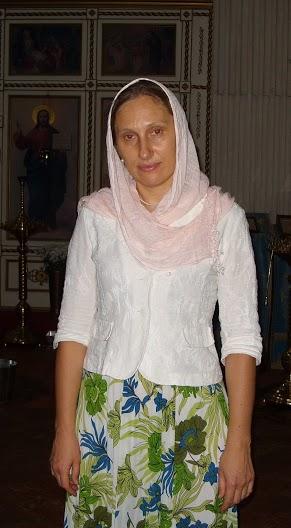 Лариса Михайловна Семенюк