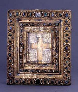 Крест -реликварий