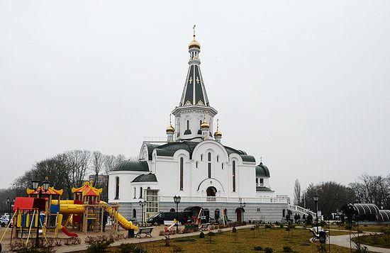 Храм св. Александра Невского в Калининграде