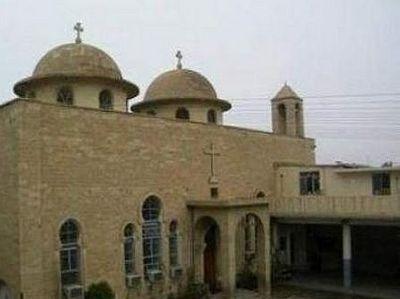 Боевики ИГ разорили церковь в честь иконы Божией Матери «Страстная» в Мосуле