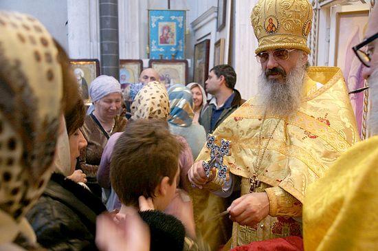Милан. Православный приход святителя Амвросия Медиоланского