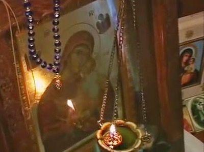 В Тбилиси уже 3 года мироточит икона Пресвятой Богородицы «Сладкое лобзание»