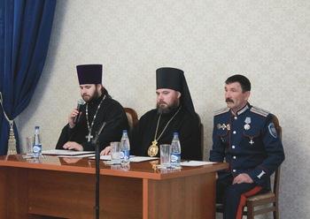 На Совете атаманов Балашовского станичного общества