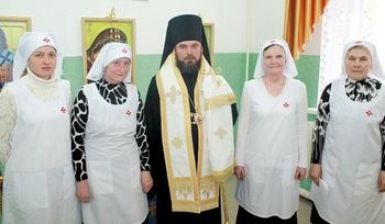 В Балашовской епархии возобновлена традиция посвящения женщин в сестры милосердия