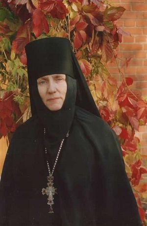 Abbess Maria (Borobeva) of the Perm Dormition Convent