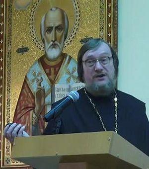 Протоиерей Андрей Хвыля-Олинтер