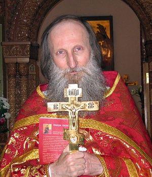Священник Николай Булгаков