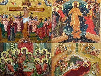 Вся Благая Весть в двух евангельских стихах
