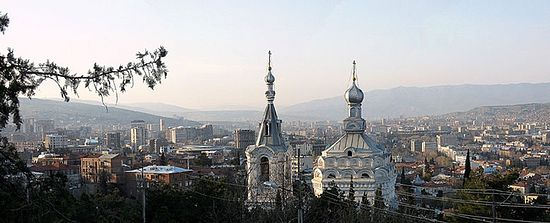 Храм Михаила Тверского в Тбилиси