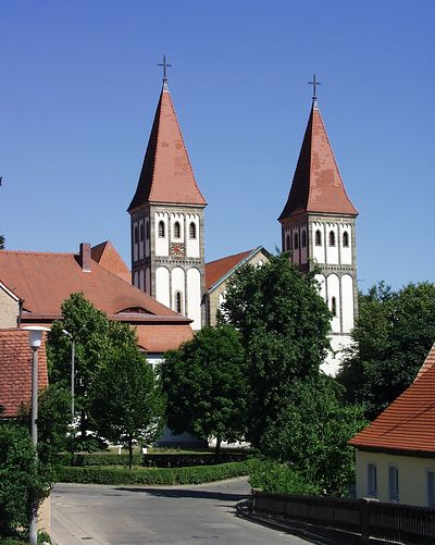 Монастырь Хайденхайм