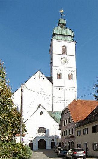 Приходская церковь св. Себастьяна