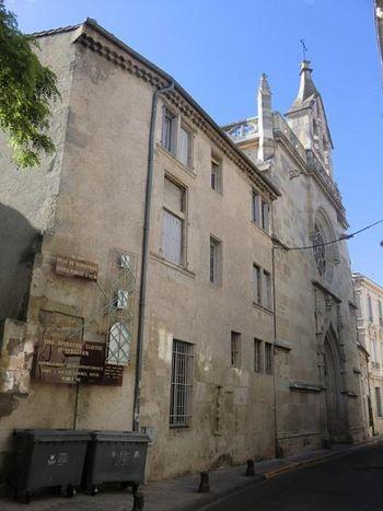Церковь на месте дома, где родился св. Севастиан