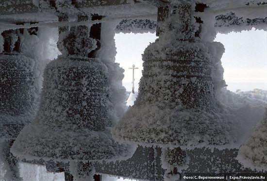 Морозный звон. Фото: Сергей Веретенников