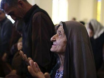 На территориях, оккупированных ИГ, произнесение слова «Рождество» карается смертью