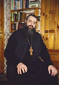 Archimandrite Vasily (Pasquiet)