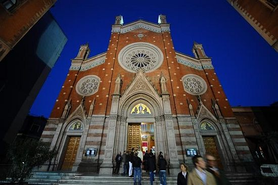 The Catholic Church of St. Anthony of Padua in Istanbul