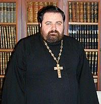Archpriest Georgy Mitrofanov