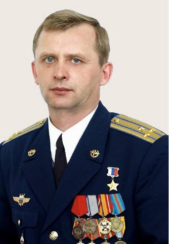 Александaр Петрович Жуков