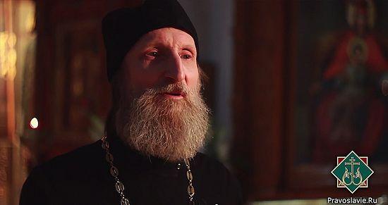 Priest Nicholai Bulgakov.