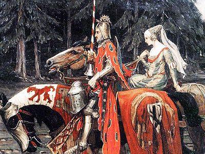 Средневековый человек