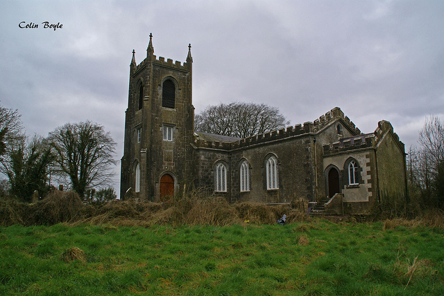 Church of St. John the Baptist in Ballinalee, longford.