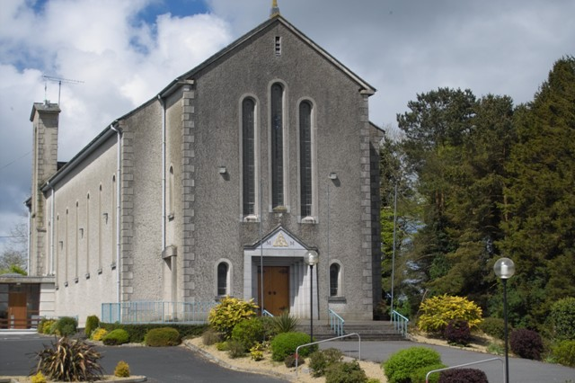 Holy Trinity Church in Ballinalee.