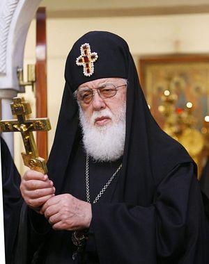 Илия II, Святейший и Блаженнейший Католикос-Патриарх Грузии, Архиепископ Мцхета-Тбилиси и митрополит Пицунды и Цхум-Абхазети