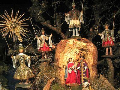 Между Новым годом и Рождеством