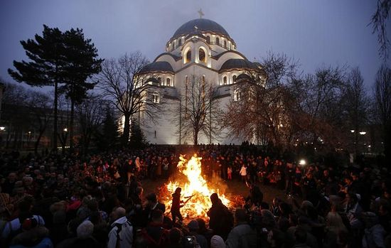 Orthodox Christmas 2015: Russian, Greek And Other Eastern