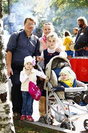 Семья Давыдовых