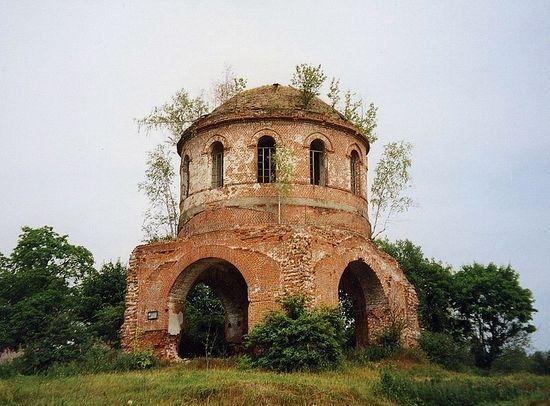 Церковь Иконы Божией Матери Казанская в Гагино
