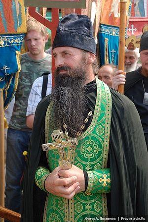 Игумен Иоанн (Титов), наместник Борисоглебского монастыря. Фото: А. Поспелов / Православие.Ru