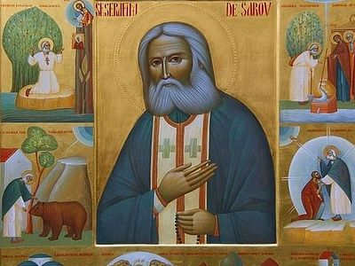 The Veneration of St. Seraphim of Sarov in the Romanian Orthodox Church