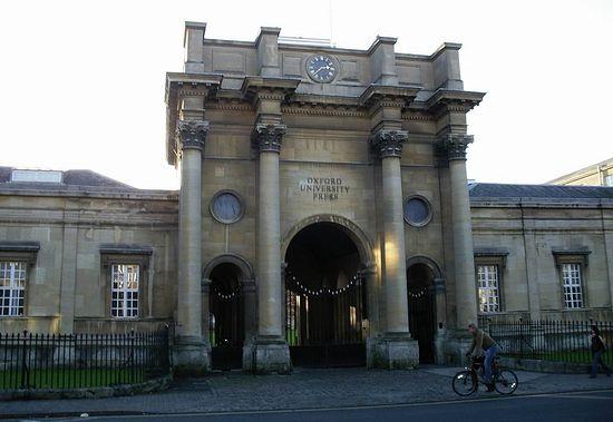 Издательский дом Oxford University Press