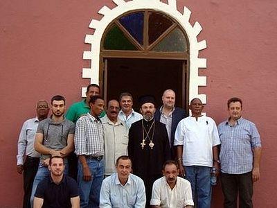 В Южном Судане возрождается православие