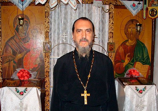 священник Иоанн Ла Мичела
