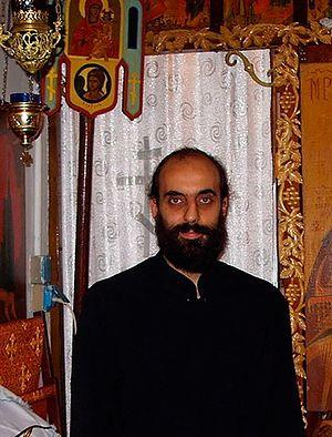 Священник Мариан (Марио) Сельвини