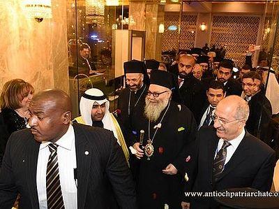 Продолжается визит Патриарха Антиохийского в Кувейт