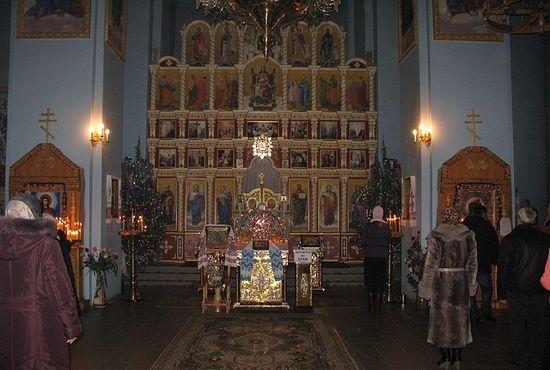 Храм архидиакона Стефана