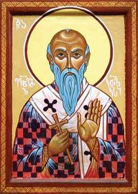 Holy Hieromartyr Evdemoz, Catholicos-Patriarch of Georgia (†1642)