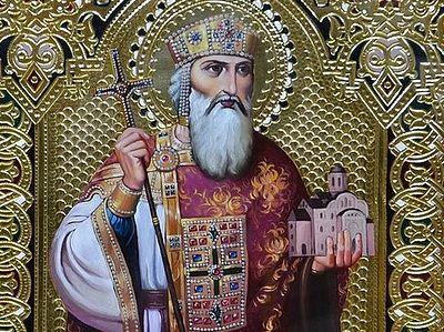 «Князь Владимир — пример для каждого»