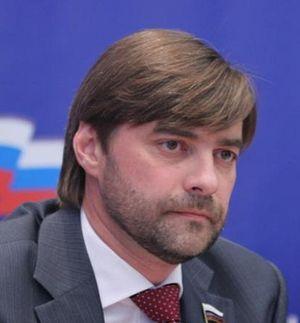 Заместитель председателя Государственной Думы России Сергей Железняк