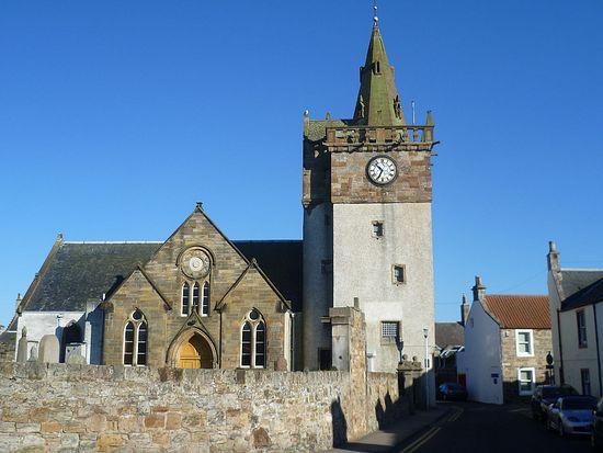 Pittenweem Parish Church