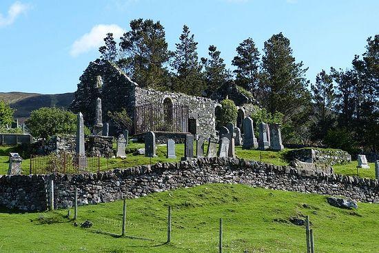 St. Comgan's Church, Kilchoan
