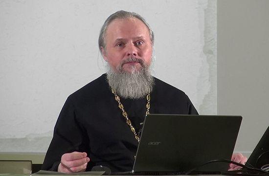 Протоиерей Вадим Леонов. Фото: Pravlib.ru