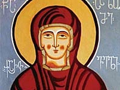 Holy Martyr Salome the Georgian (13th century)