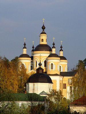 Казанский собор Вышенской обители