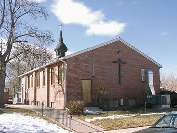 Храм во имя всех святых, в земле Российской просиявших, в Денвере, штат Колорадо